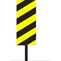 vibgyorind_one-way-two-way-hazard-markers-250x250